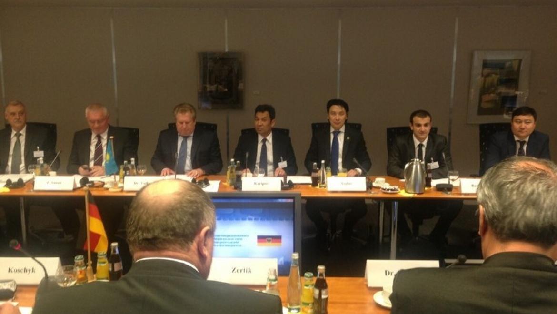 В Берлине обсудили вопросы этнических немцев в Казахстане
