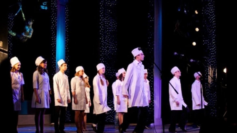 Оренбургский государственный медицинский университет  отметил свое 70-летие