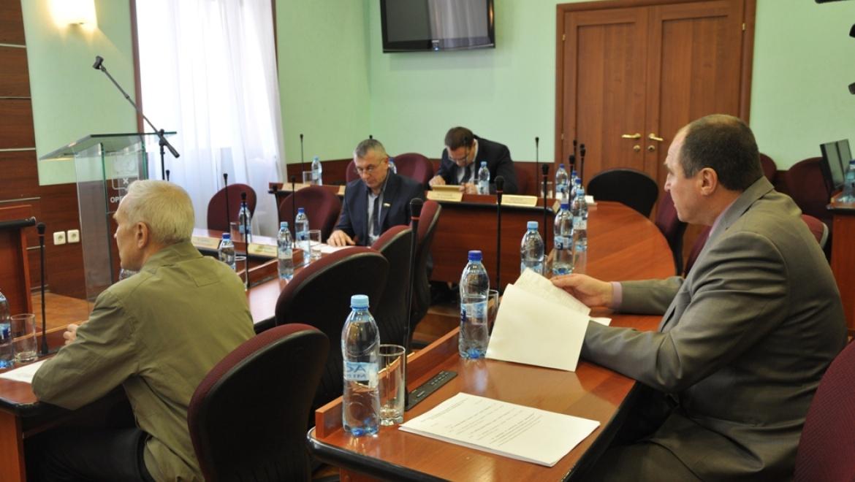 Оренбургский городской Совет готовится к рассмотрению бюджета города на будущий год во втором чтении
