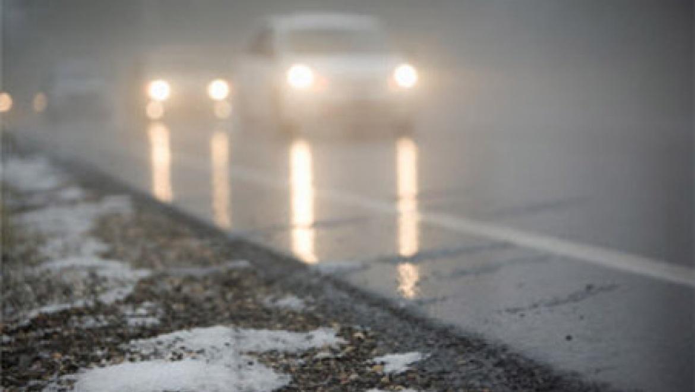 Завтра в Татарстане ожидается гололед и туман с ухудшением видимости