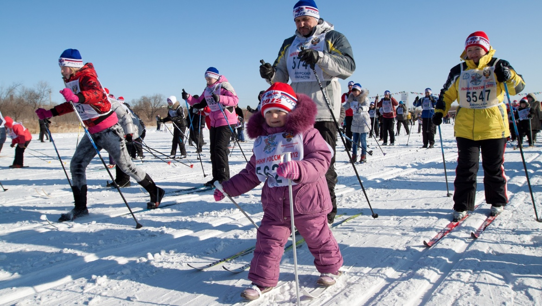 7 января жители столицы Татарстана примут участие в рождественском лыжном спринте