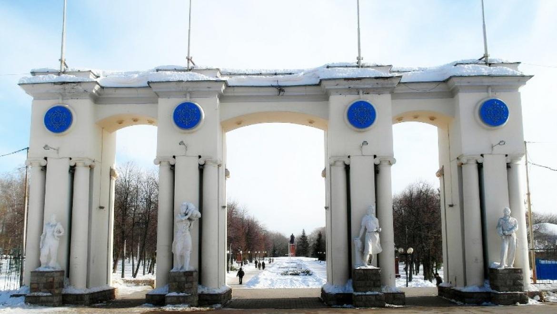 Проект возрождения парка «Крылья Советов» планируется подготовить к февралю 2015 года