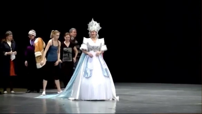 В Оренбургском театре музыкальной комедии - премьера мюзикла