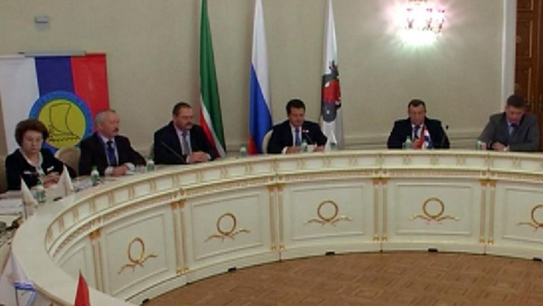 Ильсур Метшин призвал глав городов Поволжья принять участие в Евразийской интеграции