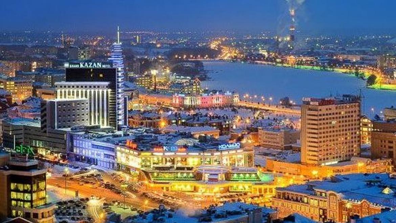 Казань вошла в десятку городов России для поездок с детьми на зимние каникулы