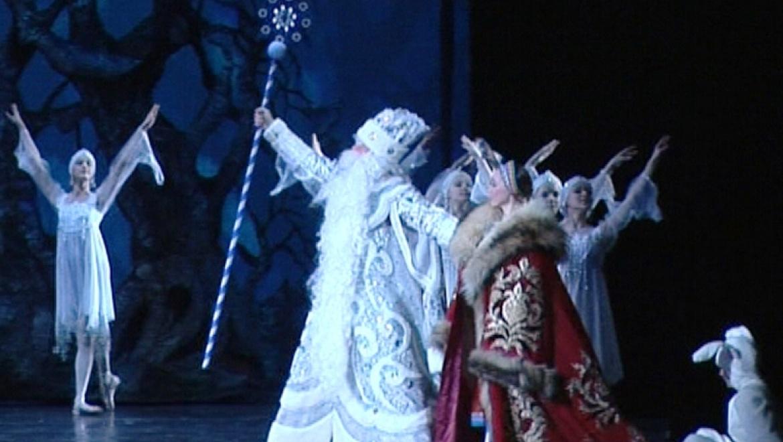 В Казани пройдет благотворительный спектакль для детей-сирот «Морозко»