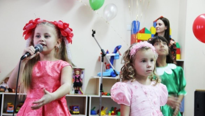 В Новосергиевском районе открылись две дошкольные группы полного дня