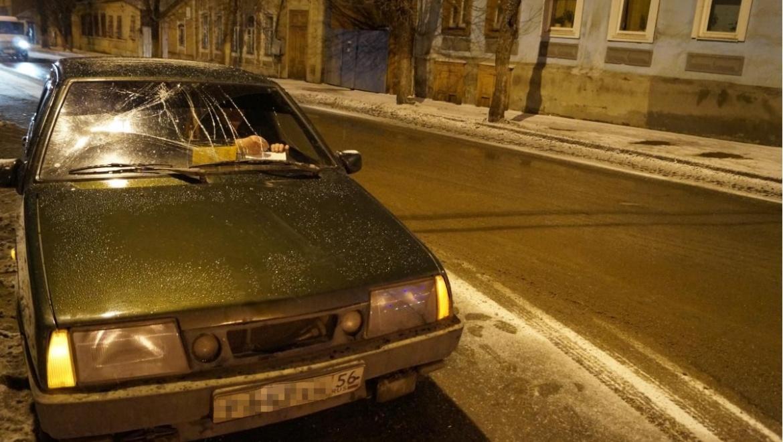 """17-летний пешеход попал под колеса """"девятки"""""""