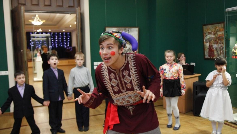 В дни школьных каникул в Казанском кремле проходит программа «Праздник у Лукоморья»