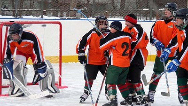 В Казани пройдет районный турнир по хоккею «Золотая шайба»