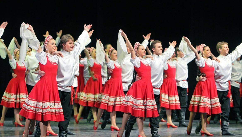В Орске пройдут гастроли легендарного Балета Игоря Моисеева