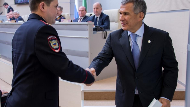 Полицейские Татарстана раскрыли в 2014 году свыше 22 тысяч преступлений