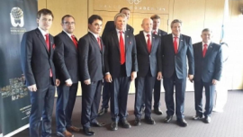 Рустэм Хамитов в Швейцарии представил Уфу в качестве кандидата на проведение Всемирных игр 2021 года