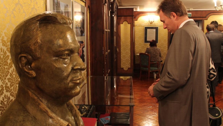Вечер памяти народного мэра Оренбурга Геннадия Донковцева прошел без лишнего официоза