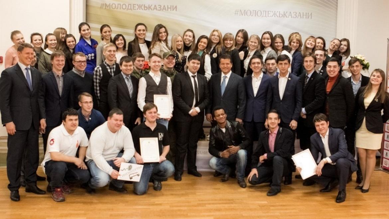 И.Метшин: «Молодежные организации нашего города ежедневно доказывают, что они лучшие»