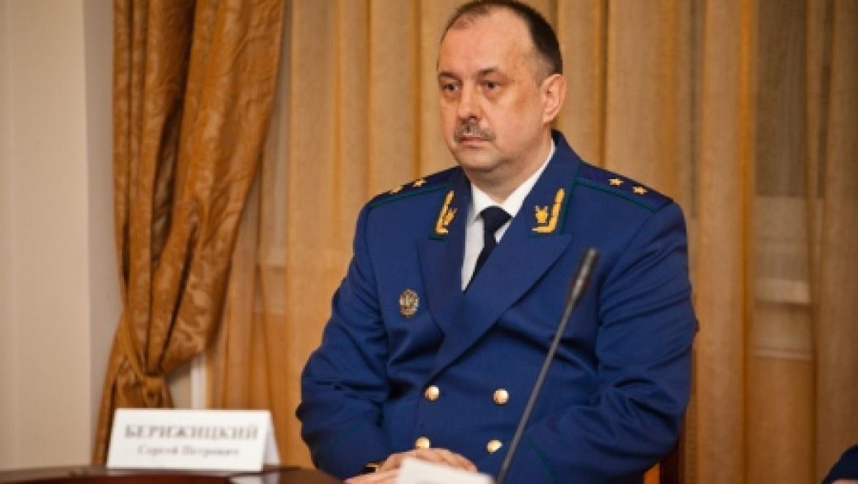 Губернатор Оренбуржья представил нового прокурора