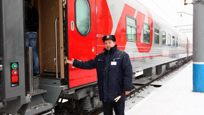 На полигоне Казанского региона Горьковской железной дороги усилена работа по уборке снега