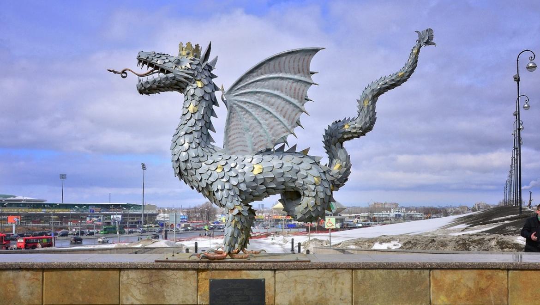 Казань признана самым выгодным городом России для путешествий вдвоем