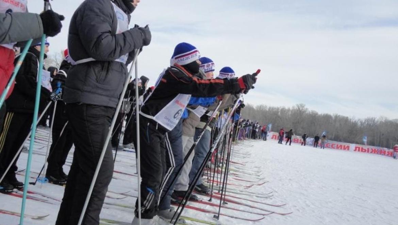 Всероссийские соревнования «Лыжня России – 2015» прошли во всех городах и районах Оренбуржья