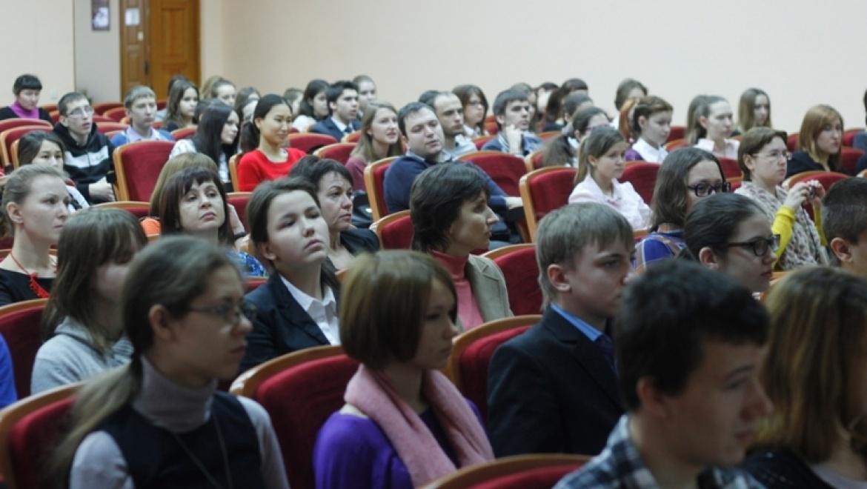 В ОГУ прошли публичные лекции