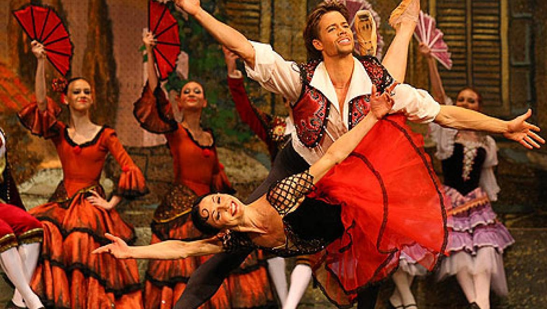 Нуриевский балетный фестиваль пройдет в Казани с 15 по 29 мая