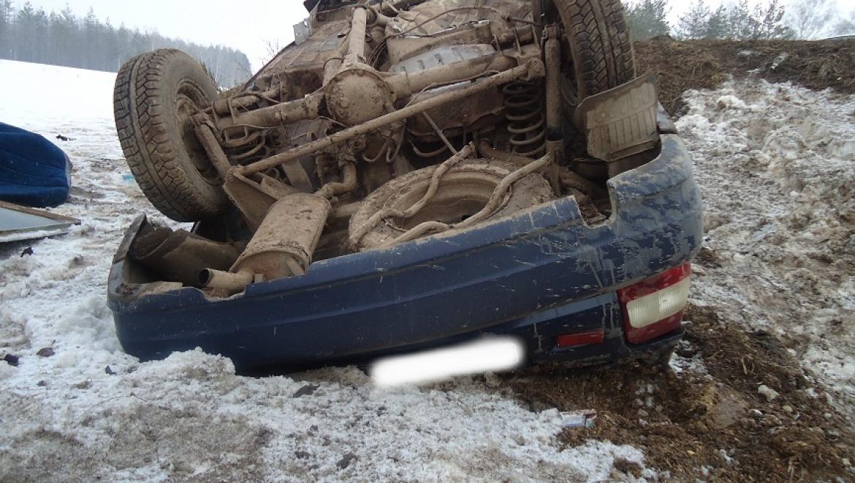ДТП в Северном районе закончилось гибелью водителя