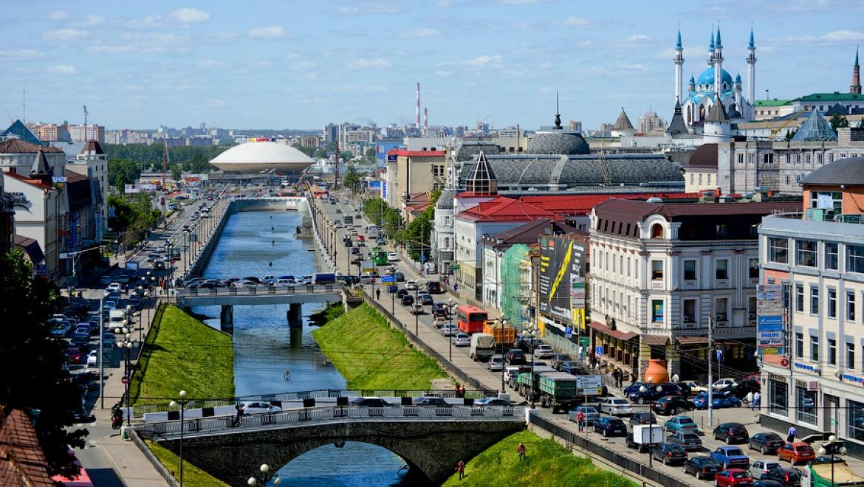 И.Метшин: «Казани надо сравнивать себя с мировыми столицами»