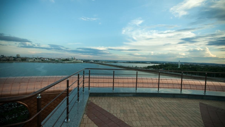 В Центре семьи «Казан» после перерыва на зиму откроется смотровая площадка