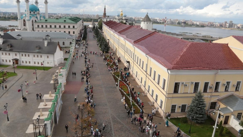 18 апреля музеи Казанского Кремля можно будет посетить бесплатно