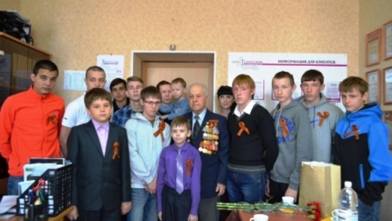 «Урок мужества» с поэтессой Светланой Якушкиной для подростков