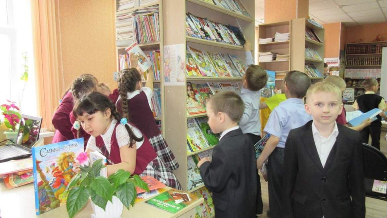 """В сельской библиотеке прошла тематическая """"Библионочь"""""""
