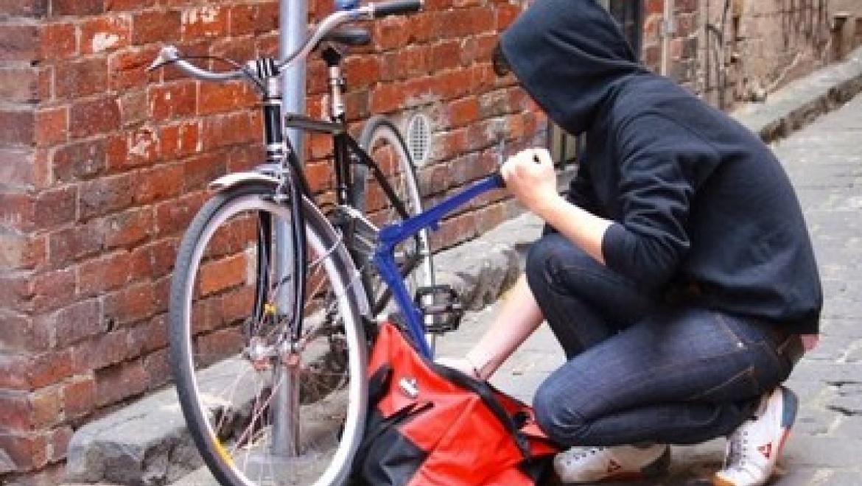 Казанские полицейские задержали подозреваемых в кражах велосипедов