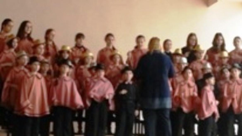 В хоровом фестивале «Соберемся все вместе» приняли участие более 500 человек