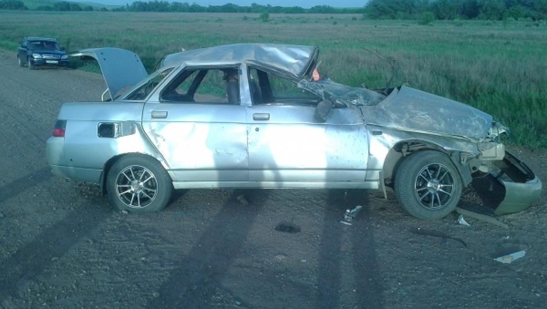 ДТП в Новосергиевском районе, водитель скончался на месте