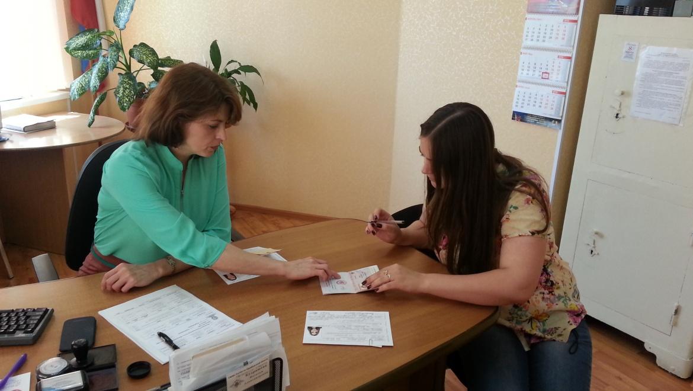 178 жителей Оренбуржья оформили паспорта за час