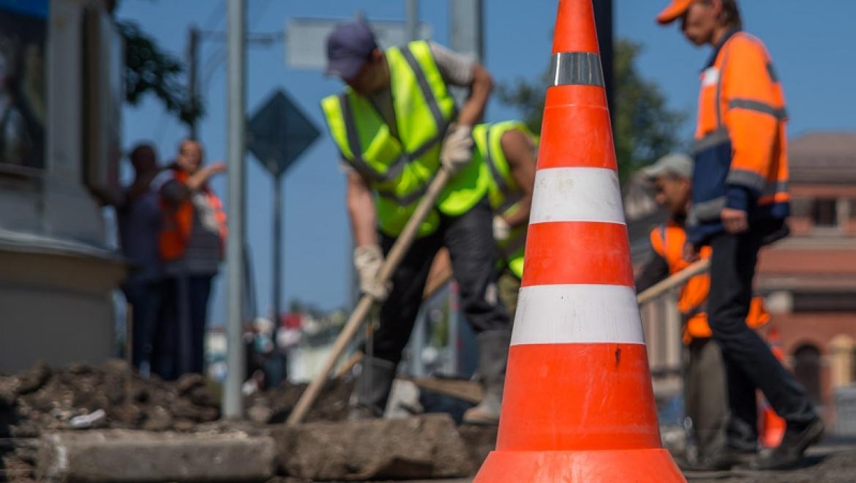 И.Метшин: «Работы по ремонту дорог и тротуаров ведутся на высоком уровне»