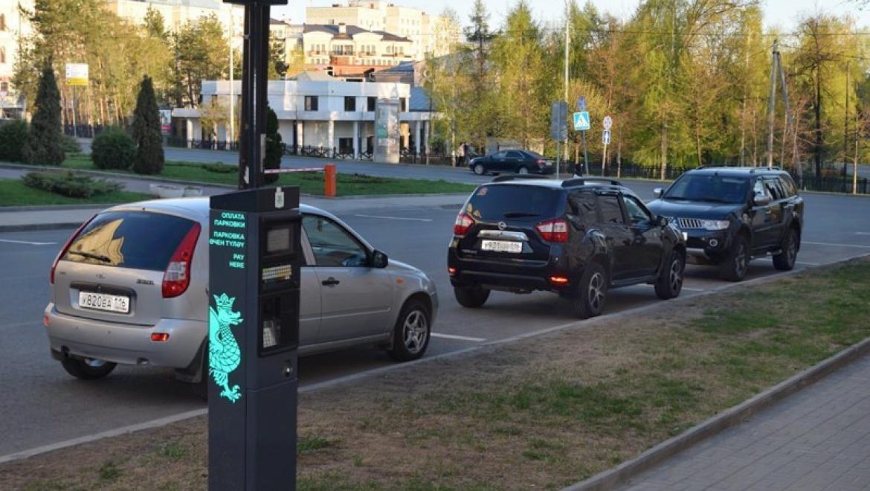 В Казани муниципальные парковки станут бесплатными в воскресные дни и ночное время