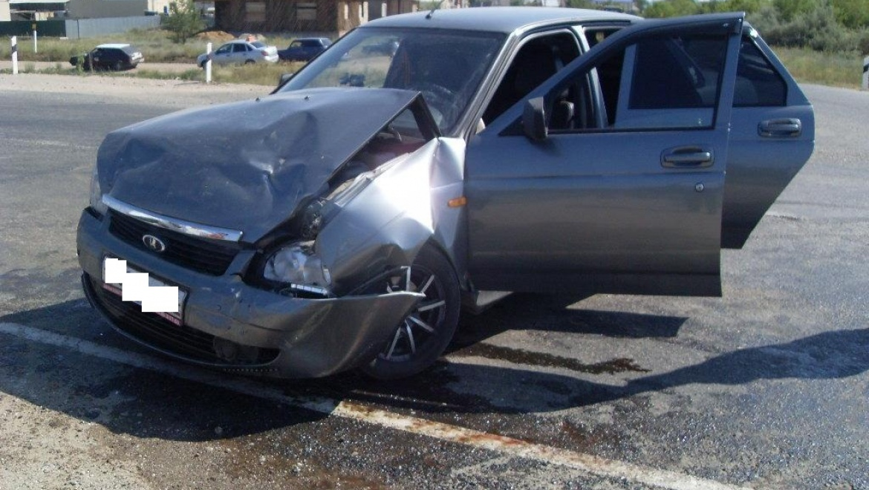 Два человека пострадали в ДТП на трассе Оренбург-Акбулак