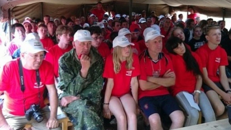 Поисковые отряды Оренбуржья представляют регион на всероссийском уровне