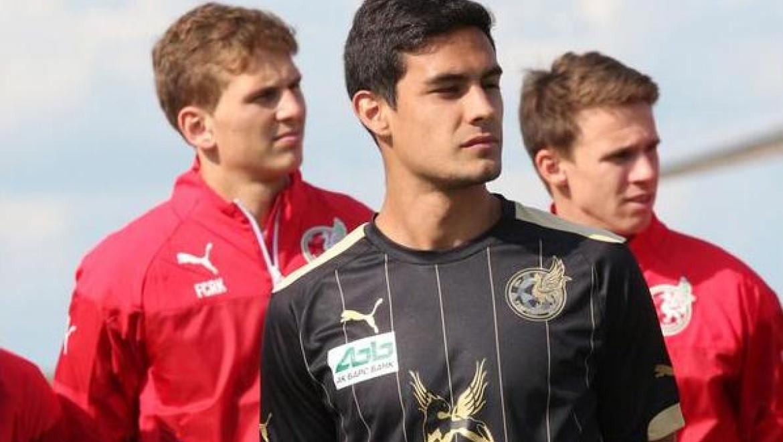 Футбольный клуб «Рубин» представил новую форму игроков на сезон 2015/2016 годов