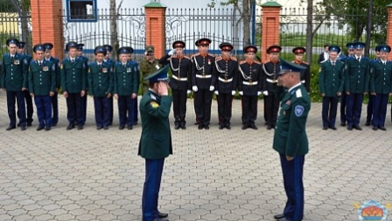 Оренбуржцы стали вторыми на спартакиаде допризывной казачьей молодежи