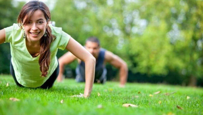 Казанцев приглашают заняться фитнесом на свежем воздухе