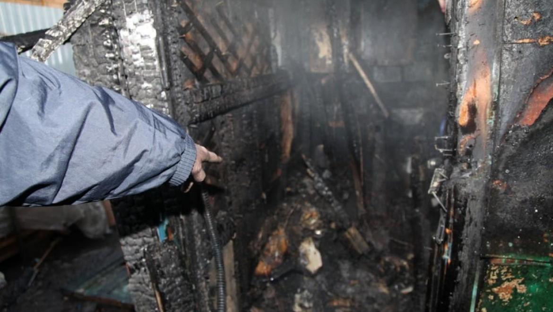 Оперативная обстановка с пожарами за 11 января