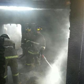 10 пожаров произошло в Оренбургской области за минувшие сутки
