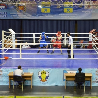 В Оренбург съехались сильнейшие боксёры-юниоры