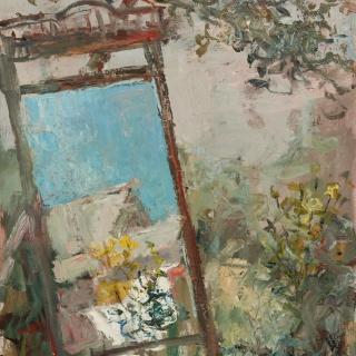 Лекция в музее ИЗО «Оренбургский художник Аркадий Ескин»