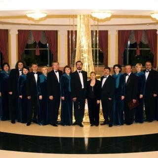 28 октября состоится концерт Оренбургского муниципального камерного хора!