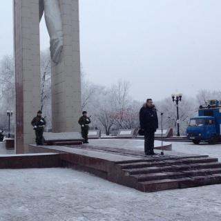 В Оренбурге вспоминали начало первой чеченской кампании