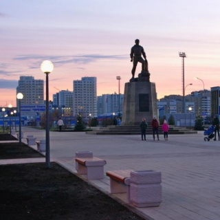 Военно-спортивная игра «Зарница Поволжья – 2018»