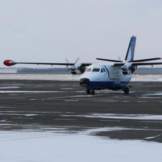 Аэропорт Оренбург поставил новый рекорд по количеству обслуженных пассажиров в 2018 году